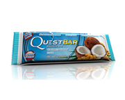 QUEST BAR NATURAL PROTEIN BAR BARRAS DE PROTEINAS UNID COCONUT